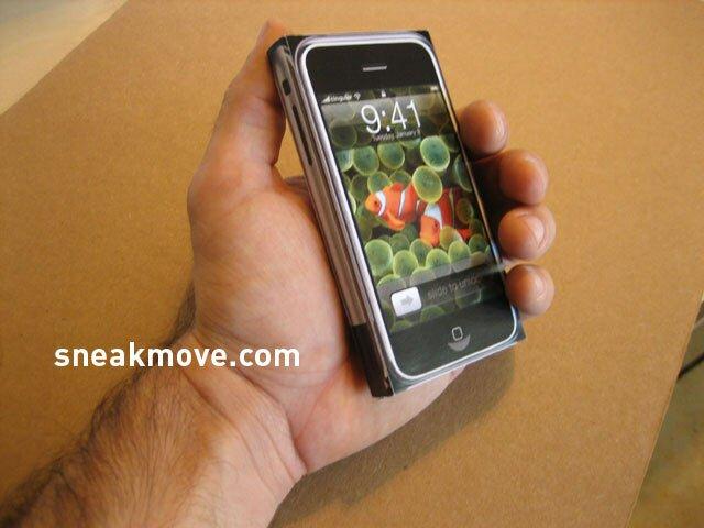 Karton iPhone